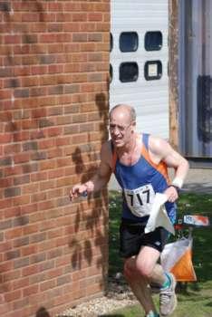 Paul C, Aldershot sprint