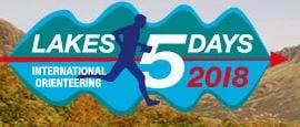 Lakes 5 Days 2018 Logo