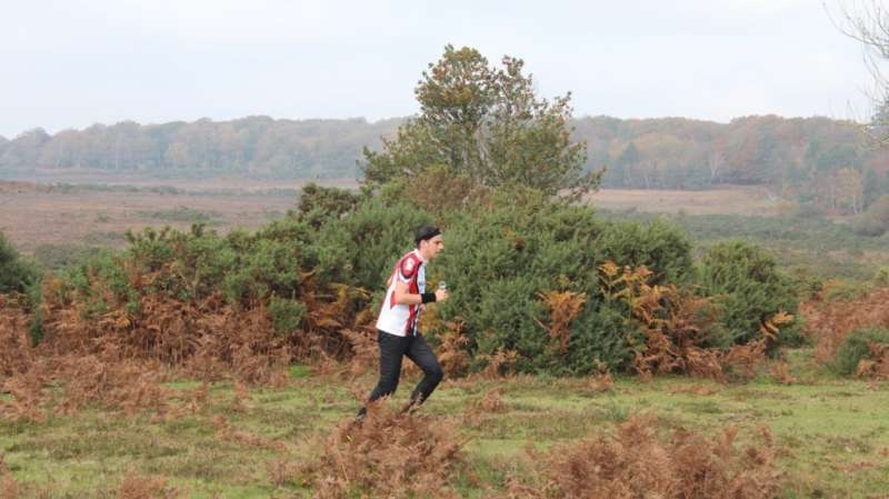 2015, Burley Wood