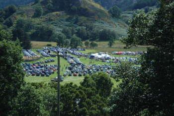 Event base at Dundurn