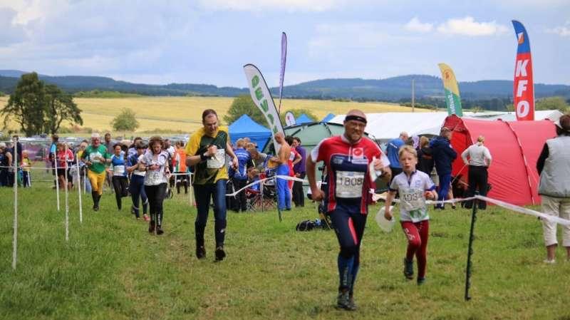 Determination from Jeff on run-in, Birsemoor