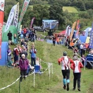 Run-in at Glen Feardar, Royal Deeside 2017