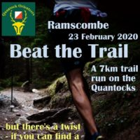 Beat The Trail Flyer Sm