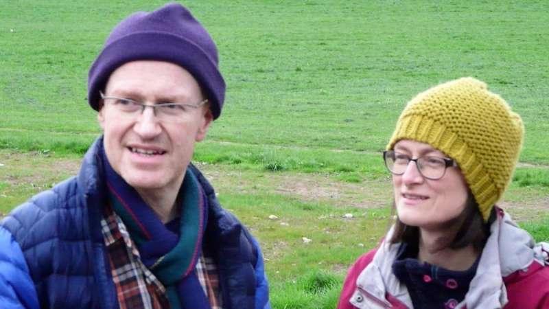 Contesting Short Green: Chris and Emma