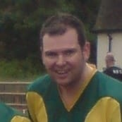 Jeff Pakes, 2011 winner