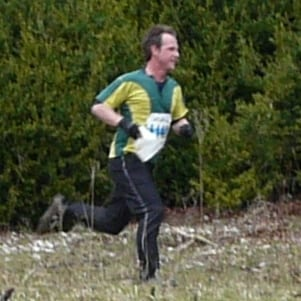 2010 champion Will Kromhaut
