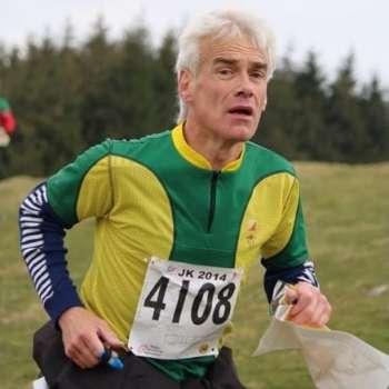 Graham Pearson, 2011 winner