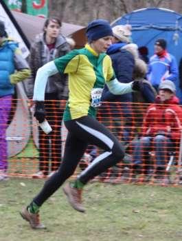 Liz Pye, 2010 winner