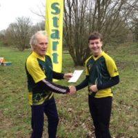 Luke, Light Green winner 2015/16