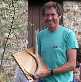 2004 champ Jim Mallinson