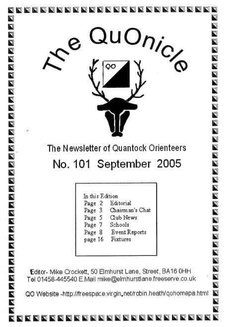 Mike Crockett edited till 2010
