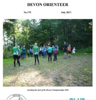 The Devon Orienteer