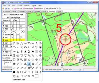 Planning using software