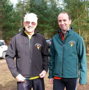Richard And Rog Sporting The New Qo Jackets