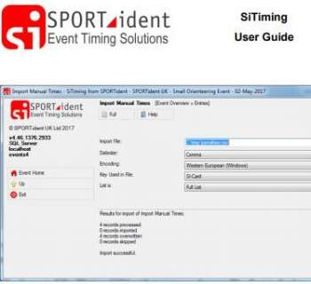 Si Timing Software