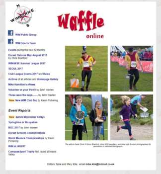 Waffle Online