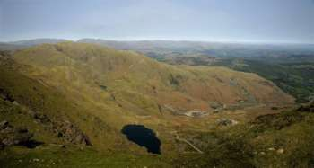 View from Old Man Of Conniston