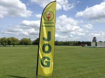 Jog Flag