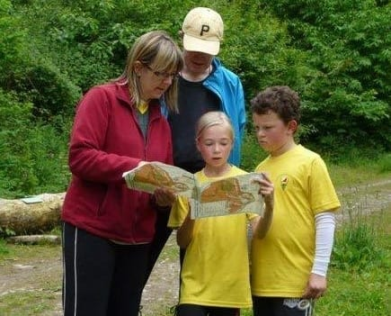 Newcomers to Orienteering