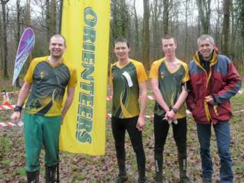 Rallying Round The Flag- Jeff, Adam, Ollie & Andy B